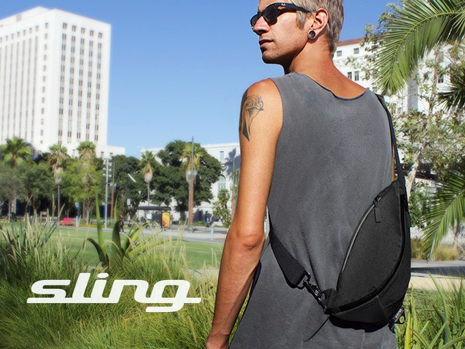 The perfect everyday adventure bag combining great functionality with minimal weight and impact on the wearer.