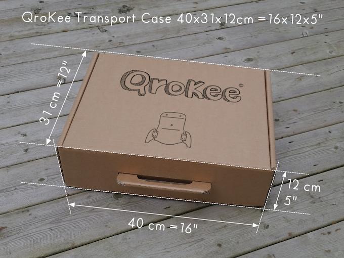 QroKee Transport Case / Boîte de transport QroKee