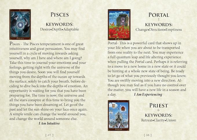 Revelations: Oracle Cards ( Tarot ) by Paul Miller — Kickstarter