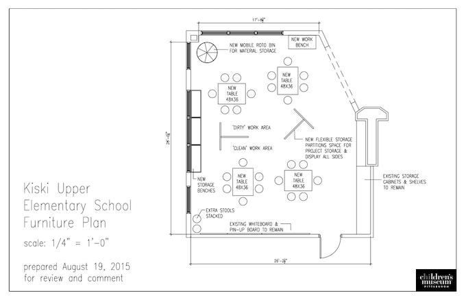Kiski Area Upper Elementary Makerspace by Kiski Area Upper