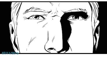 Alex Hunter - You'll Meet Him In Issue #2