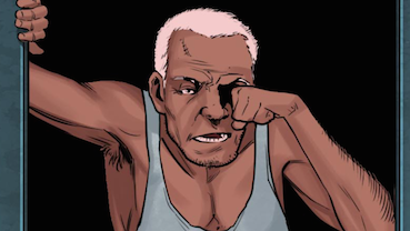 Dr. Bradley - You'll Meet Him In Issue #2 (HIS HAIR WILL NOT BE PINK IN THE BOOK)