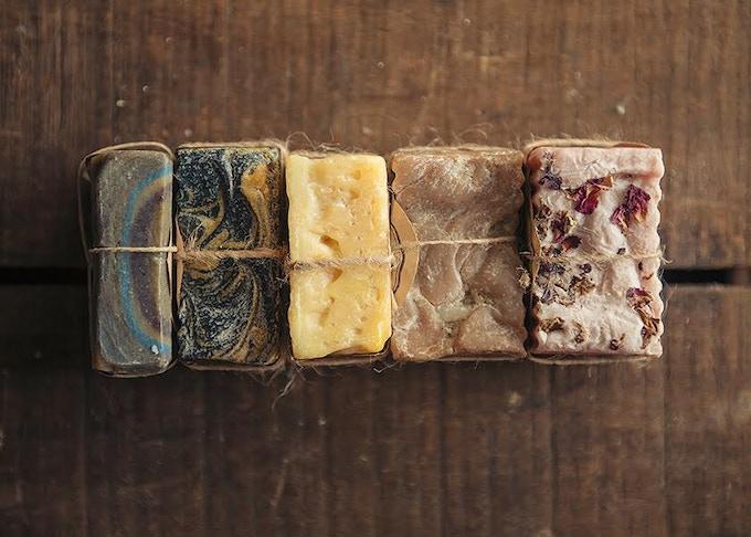Hanks // Reward Offers: Lip Balm, Body Butter, Custom Set & Soap Making Class