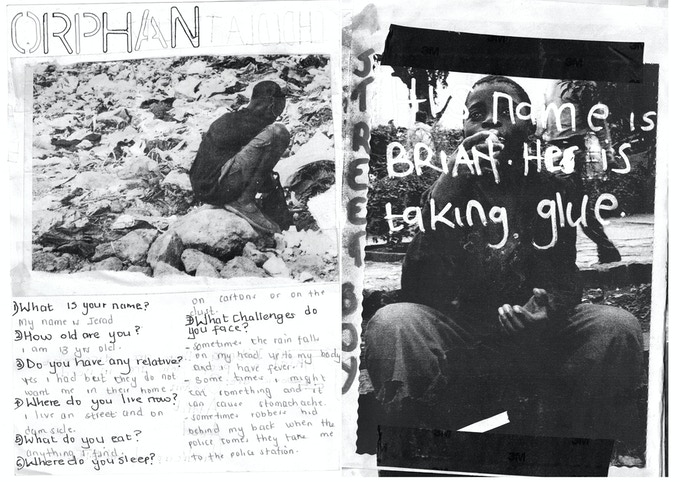 Orphan Boy Interview