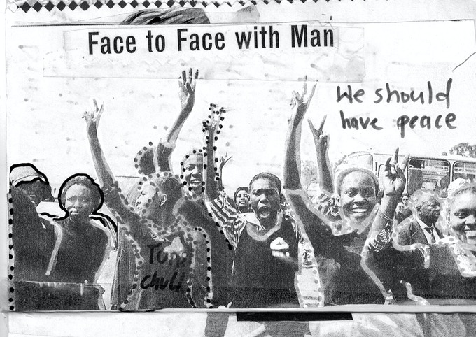 FACE TO FACE WITH MAN