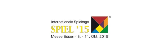 Yes, we will be in Essen to playtest it with you!