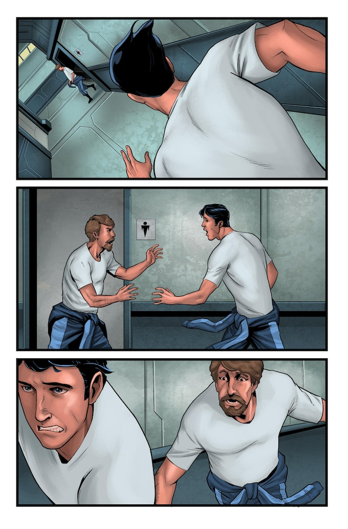 Issue #2 Page 3