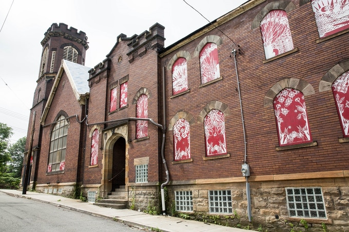 Let's restore this beautiful relic and create a place that changes lives in North Braddock.