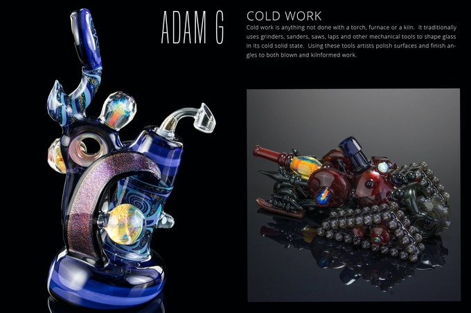 THIS IS NOT A PIPE: The evolution of the glass pipe and its artists