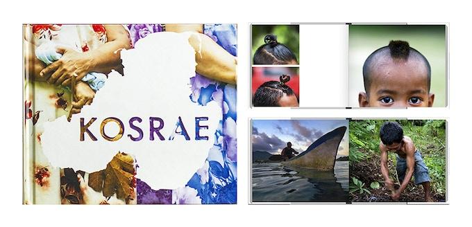 Kosrae photographic book preview