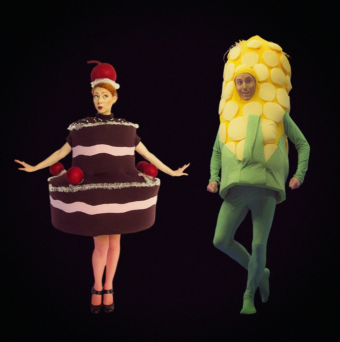 The Corn and The Pastry, available for Pledges #13 and #14