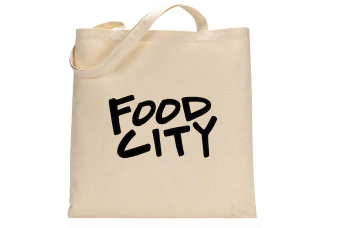 Food City Tote