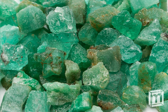 """""""A casual glance at crystals may lead to the idea that they were pure sports of nature, but this is simply an elegant way of declaring one's ignorance."""" ~ René-Just Haüy, father of modern crystallography who first classified the emerald as a beryl"""