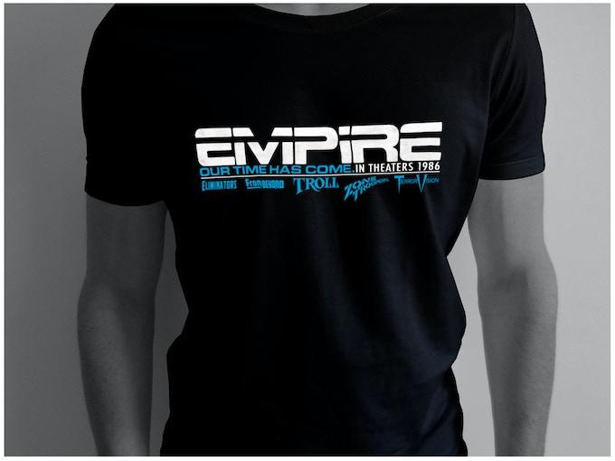 """REWARD #4: """"THE DUNGEONMASTER"""" - Empire '86 T-Shirt"""