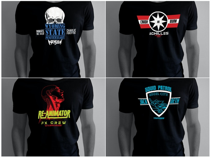 "REWARD #5: ""HERBERT WEST'S LABORATORY"" - Empire T-Shirts"