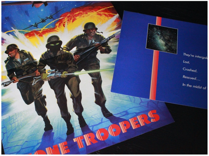 "REWARD #7: ""CORPORAL MITTEN'S TROOPERS"""