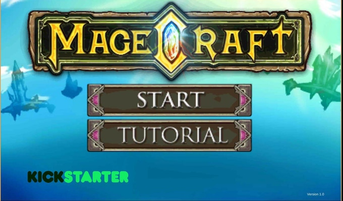 MageCraft - A Magic-Filled Bag Building Game! by Crimson