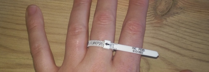 Multisizer.com ring sizer available through online stores