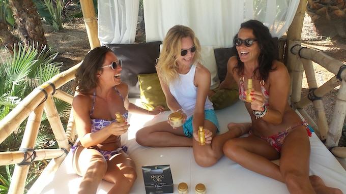 Ibiza Glam Social Pinktrotters Villa - Summer 2014