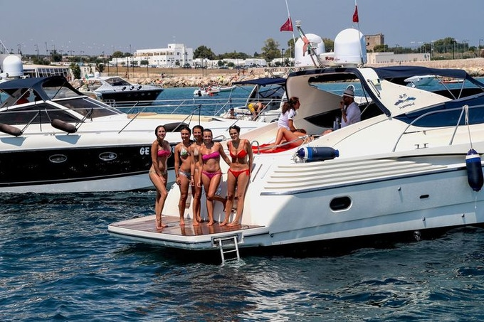 Sailing Holiday in Puglia - Summer 2015