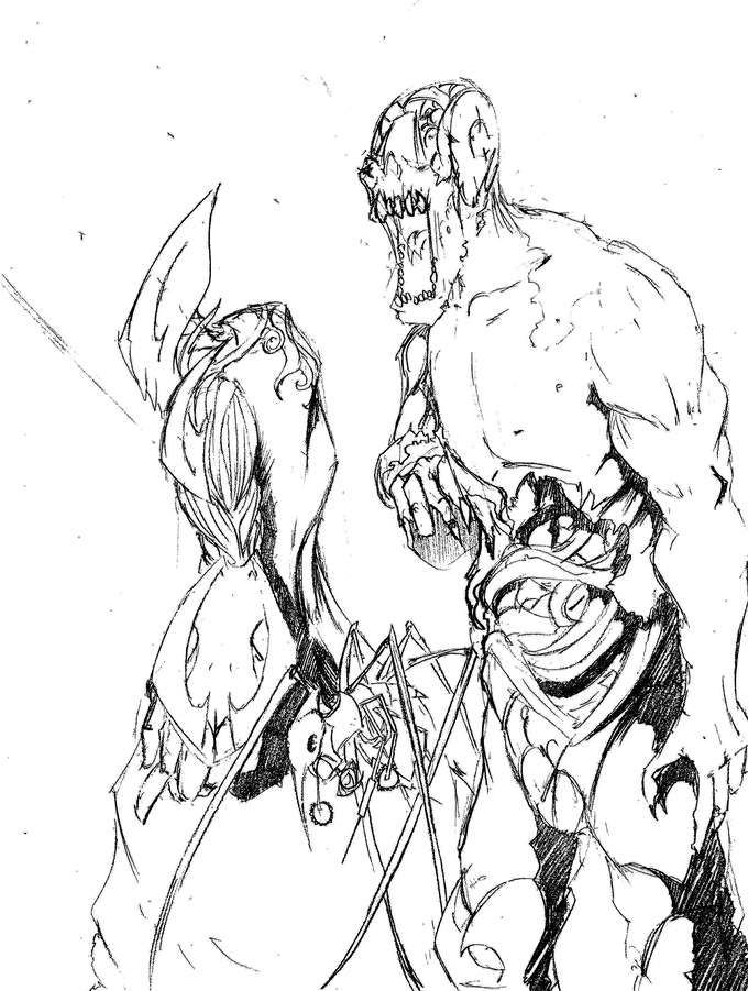 The Reanimators of Ra'al are one of many villainous factions contained in the book.