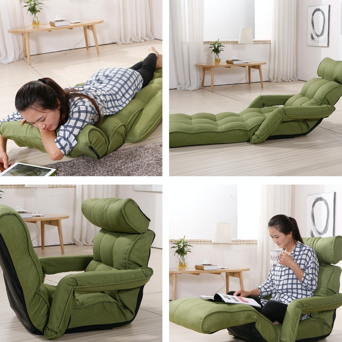 cozy kino modern floor sofa chairs with multi functions by. Black Bedroom Furniture Sets. Home Design Ideas