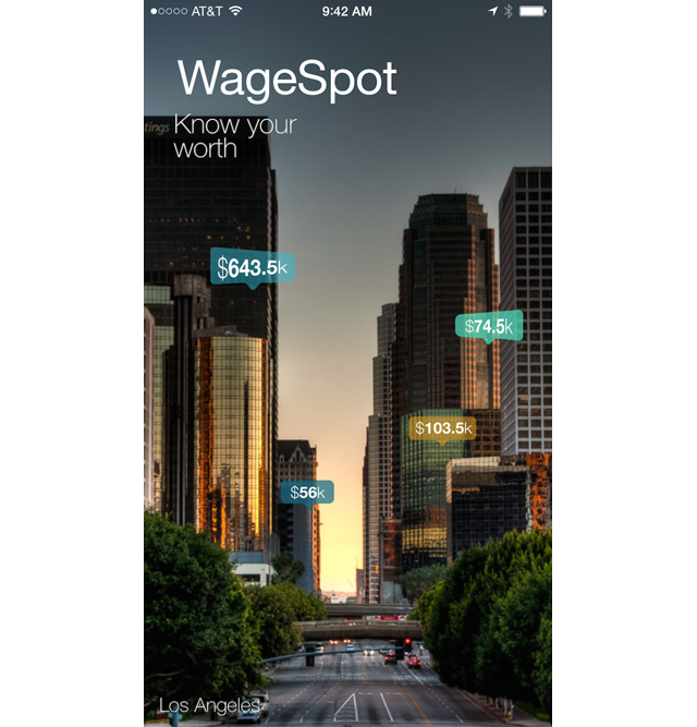 Join the salary revolution!  Help us take WageSpot to the next level.