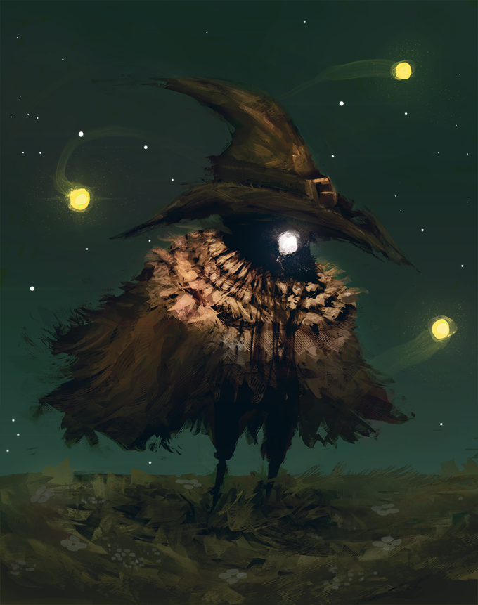 Owl Watch Cloak