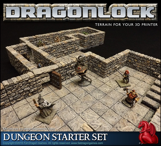Dragon Lock Terrain