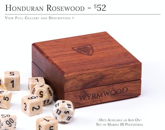 Honduran Rosewood