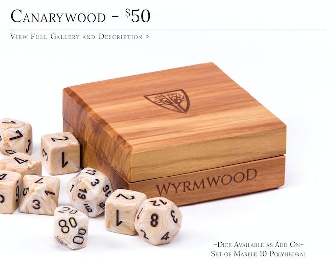 Canarywood