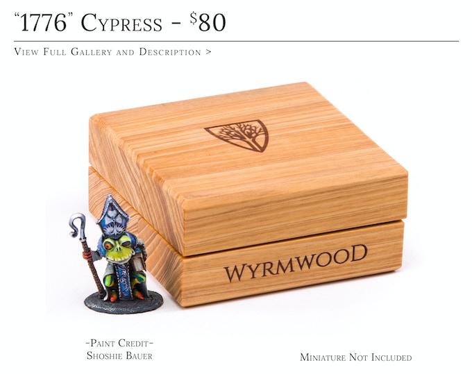 """1766"" Cypress"