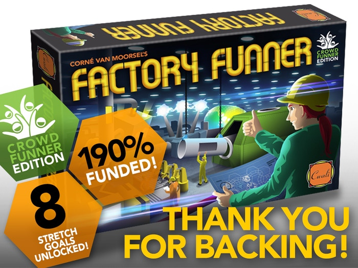 Build your own factory. Be creative & efficient in making the best working factory.