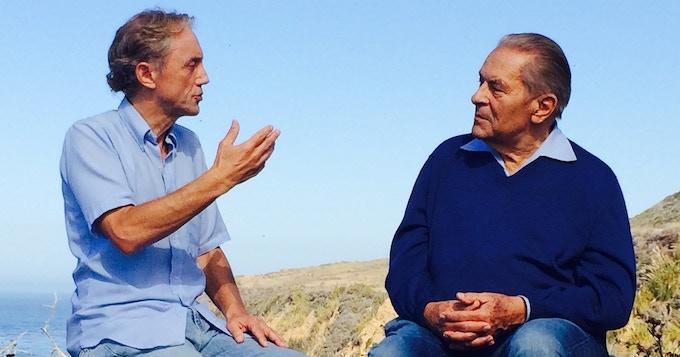 Rick Tarnas & Stan Grof in Big Sur