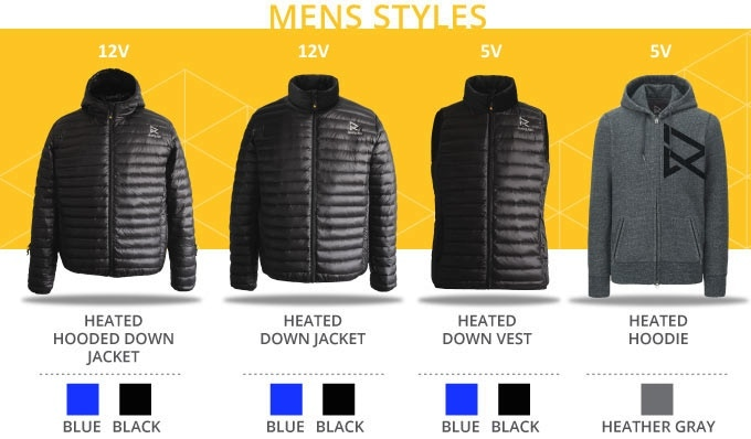 *Material, Sizing, Weights, & Specs Information are Below. *650 POWER FILL ON THE DOWN JACKETS & VEST