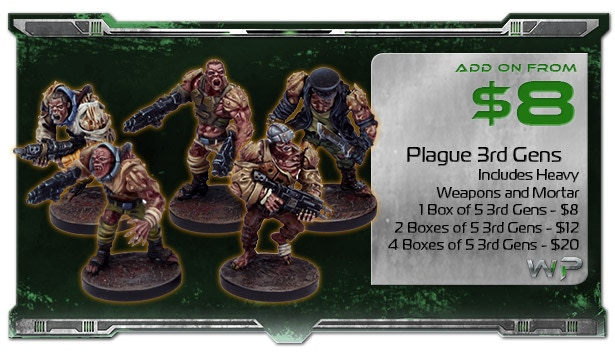 Warpath: Mantic's 28mm Sci-Fi Kickstarter | LoreMasters War