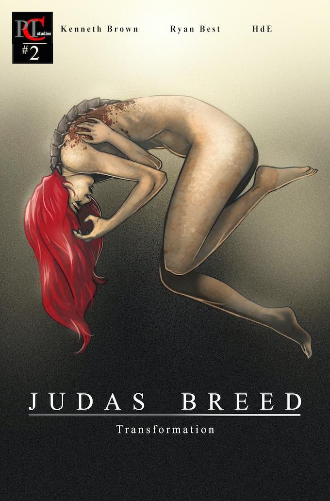 The Original Issue #2 Book Cover