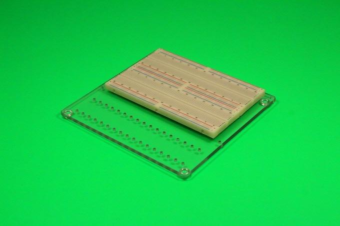 JIGMOD L Platform with Breadboards