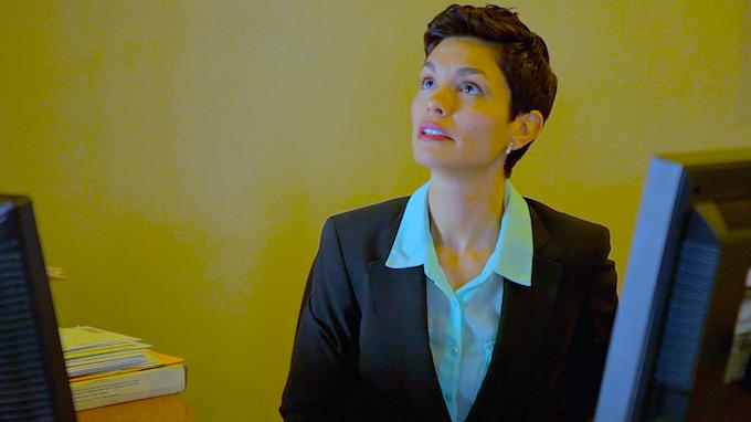 Sasha Ramos as Daddy's Secretary