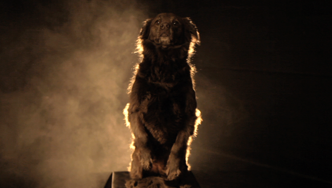 Ada La Fay as The Dog