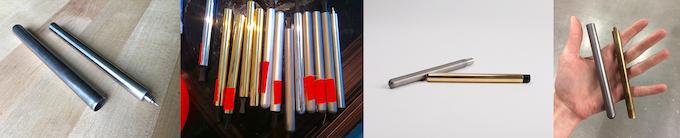 Pen Type-B : prototypes