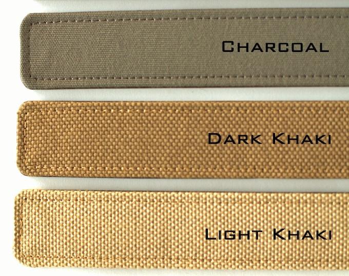 Belt Color Options