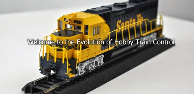 Wireless control is the next generation of model train control