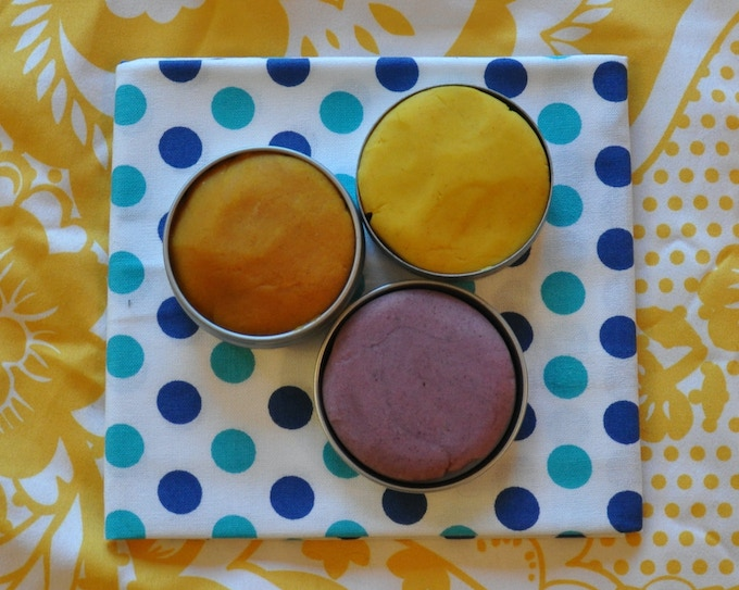 Aromatherapy play putty that's fun, safe, and beneficial