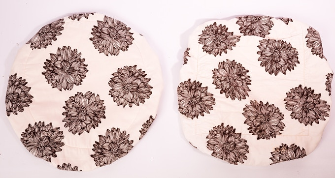 Round and Square Covers - front