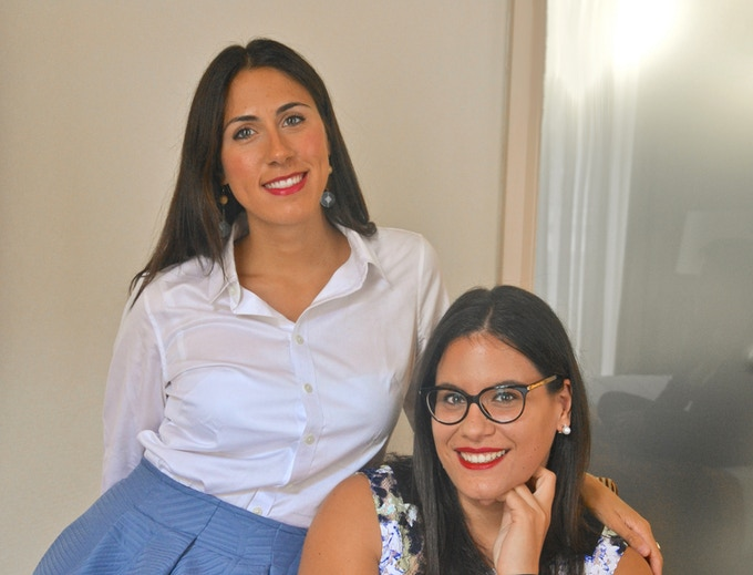 Eliana & Elisabetta || Founder & Head of Events