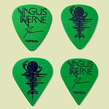 Doc Coyle Signature Vagus Nerve Guitar Picks