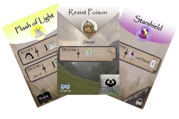 Customize your character with spells from many different schools of magic