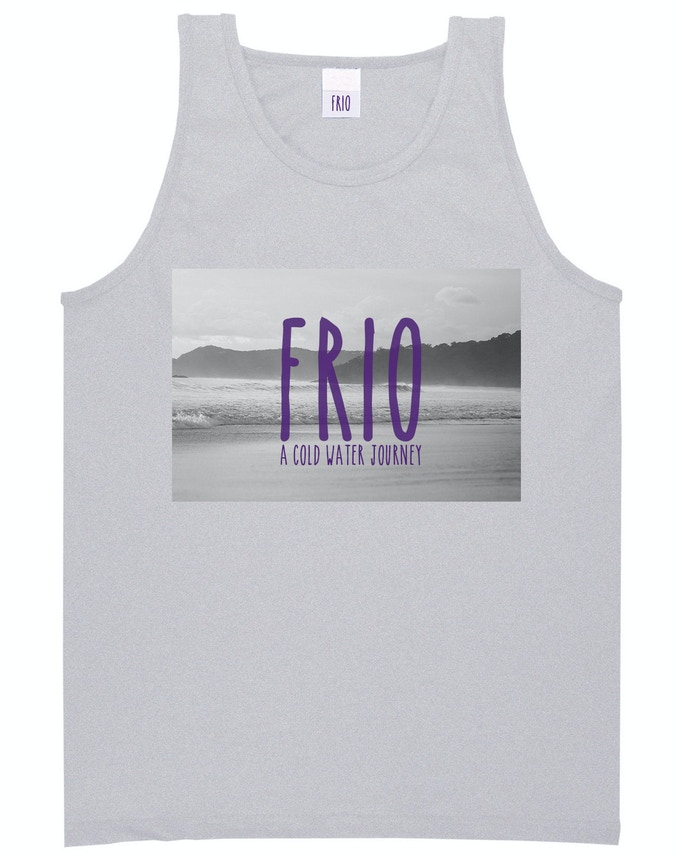 Support the film with our Limited edition FRIO tank-top
