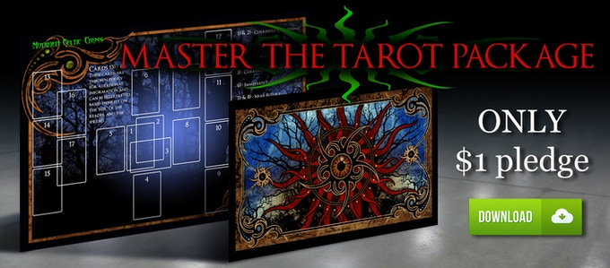 MASTER THE TAROT PACKAGE $1